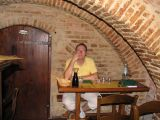 Gard at L'Osteria in Siena
