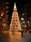 Christmas at Melrose Arch in Joburg