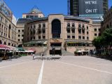 Nelson Mandela Square in Sandton City
